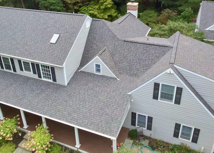 A.H. Davis Asphalt Roof