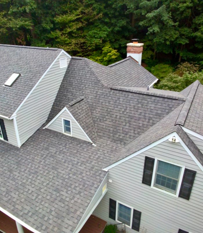 Asphalt Roof In Delaware County, PA