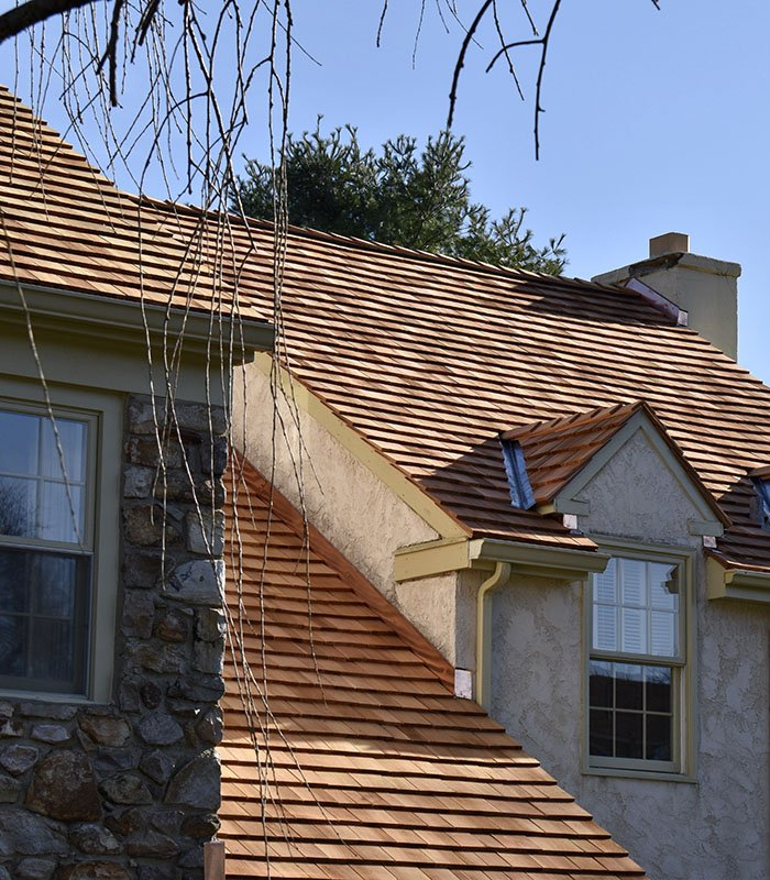 Cedar Roof In West Chester PA