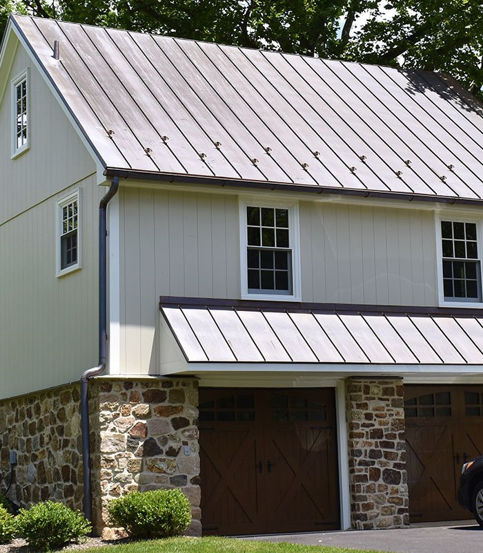 Copper Roof In West Goshen PA