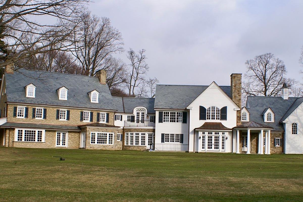 Historic Restoration By A.H. Davis & Son