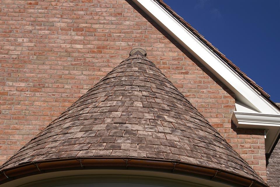 Tile Roof by A.H. Davis
